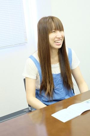 吉岡亜衣加 インタビュー