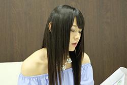 織田かおり インタビュー